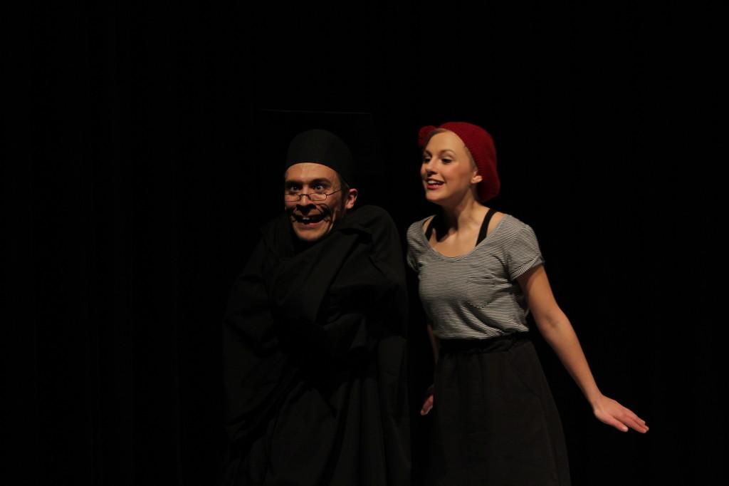 Dramafag og teaterfag