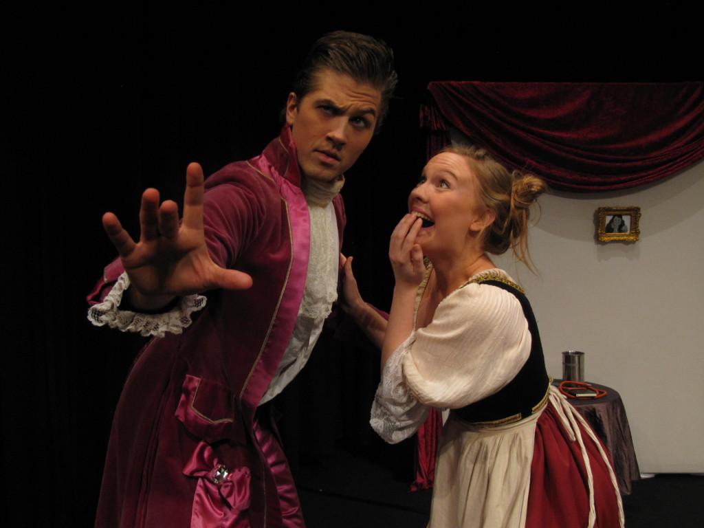 drama og teater fag