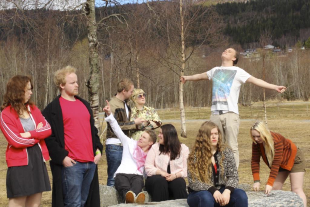 Dramafag og teaterfag høgskulen i Volda