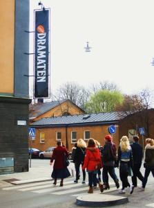 Teaterfag Høgskulen i Volda