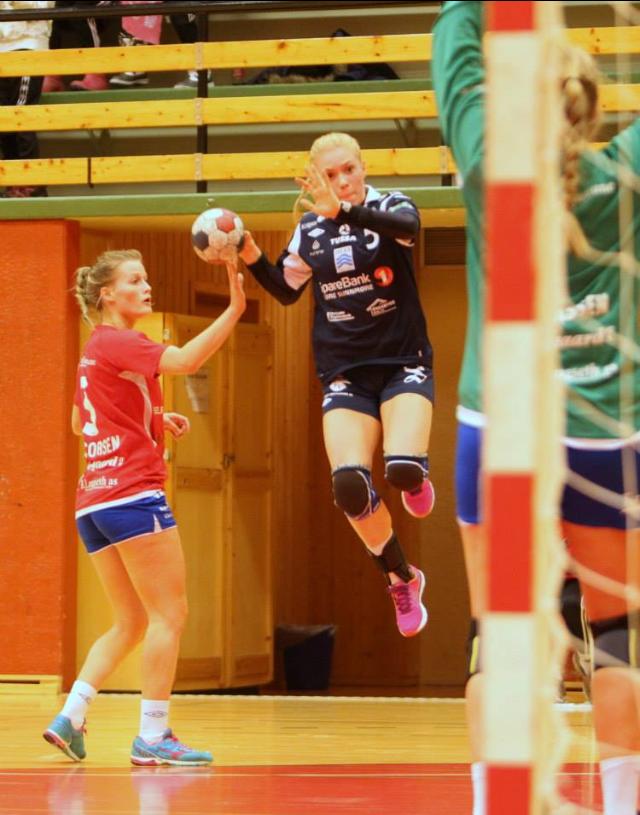 Handball bachelor idrett Volda
