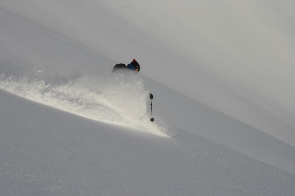 Ski - foto av Sigbjørn Lindgren
