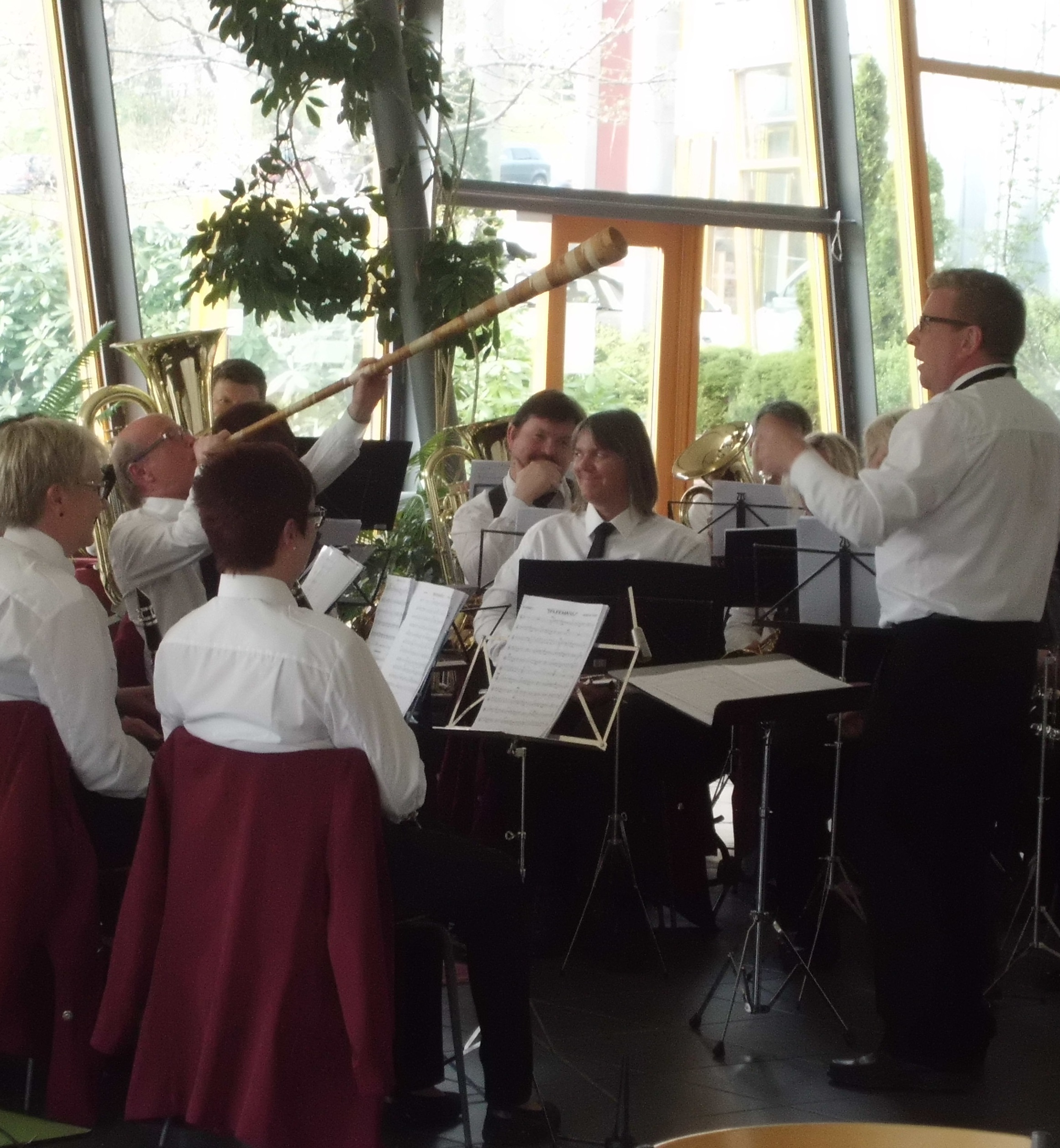 Hornmusikken musikkudanning i Volda