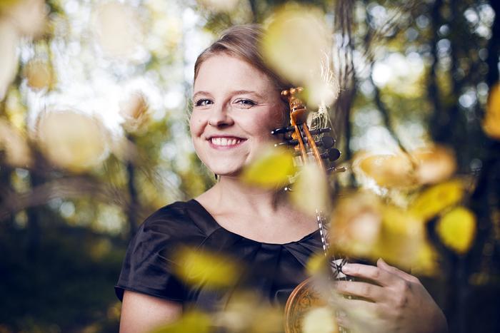 Symfoniorkesteret  ved Høgskulen i Volda og Jorun Marie Kvernberg