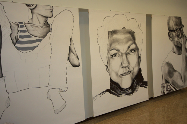 høgskulen i volda bachelor kunst og handverk utstilling