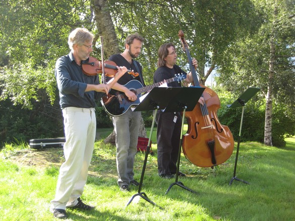 Musikk i Kaarstadparken_Høgskulen i Volda
