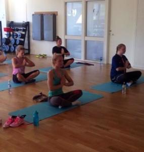 Høgskulen i Volda -  idrett Yoga