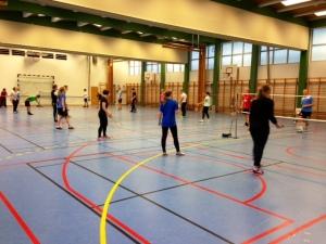 badminton Høgskulen i Volda idrettsfag idrett årsstudium