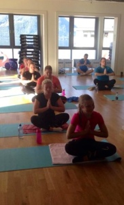 Spinn&yoga Høgskulen i Volda idrett