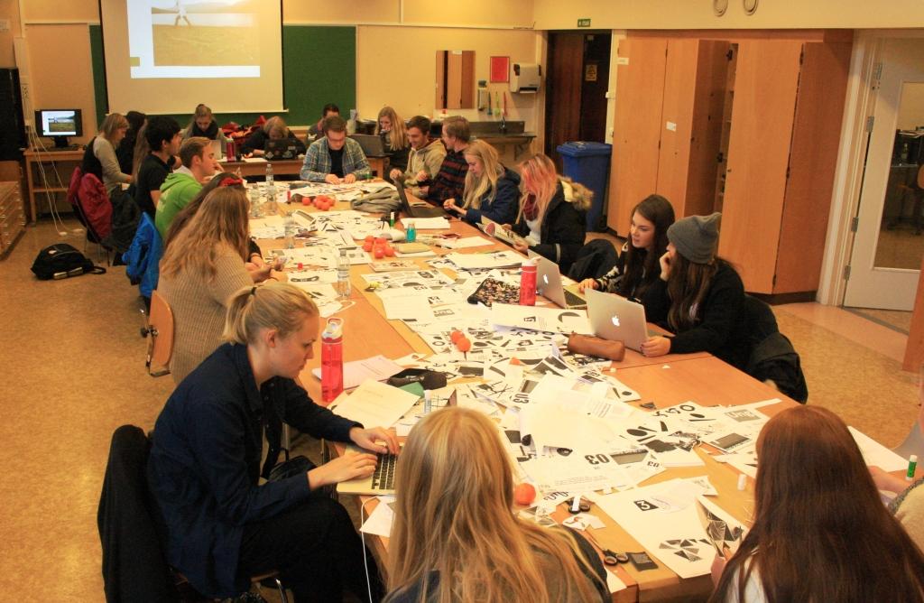 Utdanningsdagane 2014, foto av Karoline Stokke (9)x, formgiving, kunst og handverk, avdeling for kulturfag, Høgskulen i Volda, foto av Karoline Stokke